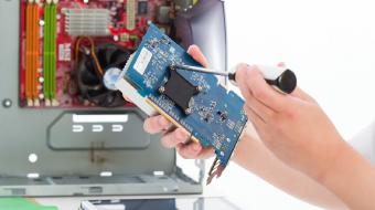 >パソコン修理